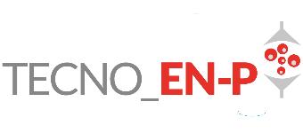"""TECNO_EN-P: sistema abilitante per generare """"smart materials"""" applicabili in dispositivi biomedicali per rimozione selettiva di cellule e di sostanze solubili o in sospensione in liquidi biologici - Progetto POR-FESR 2014-2020 Logo"""